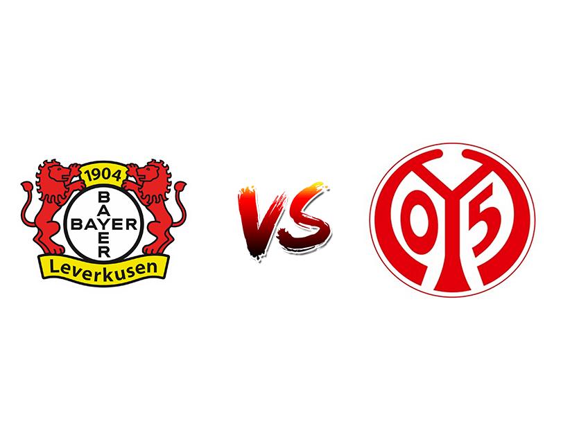 Футбол. Германия. Бундеслига. «Байер 04» (Леверкузен) — «Майнц 05» (Майнц)