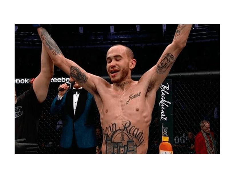 Турнир UFC ON ESPN 12, Лас Вегас, США. Шон Вудсон — Джулиан Эроса