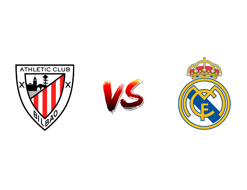 Футбол. Испания. Примера дивизион. «Атлетик Бильбао» (Бильбао) — «Реал Мадрид» (Мадрид)