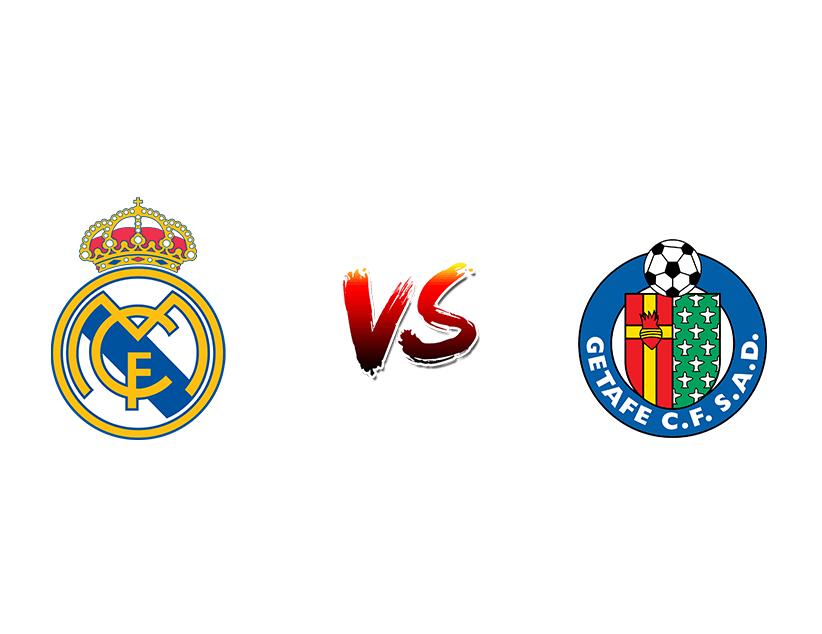 Футбол. Испания. Примера дивизион. «Реал Мадрид» (Мадрид) — «Хетафе» (Хетафе)