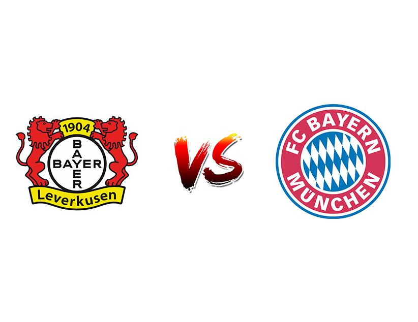 Футбол. Германия. Кубок. Финал. «Байер 04» (Леверкузен) — «Бавария» (Мюнхен)