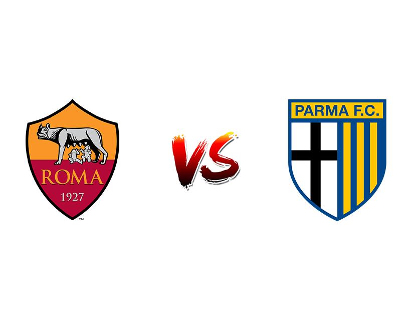 Футбол. Италия. Серия А. «Рома» (Рим) — «Парма» (Парма)