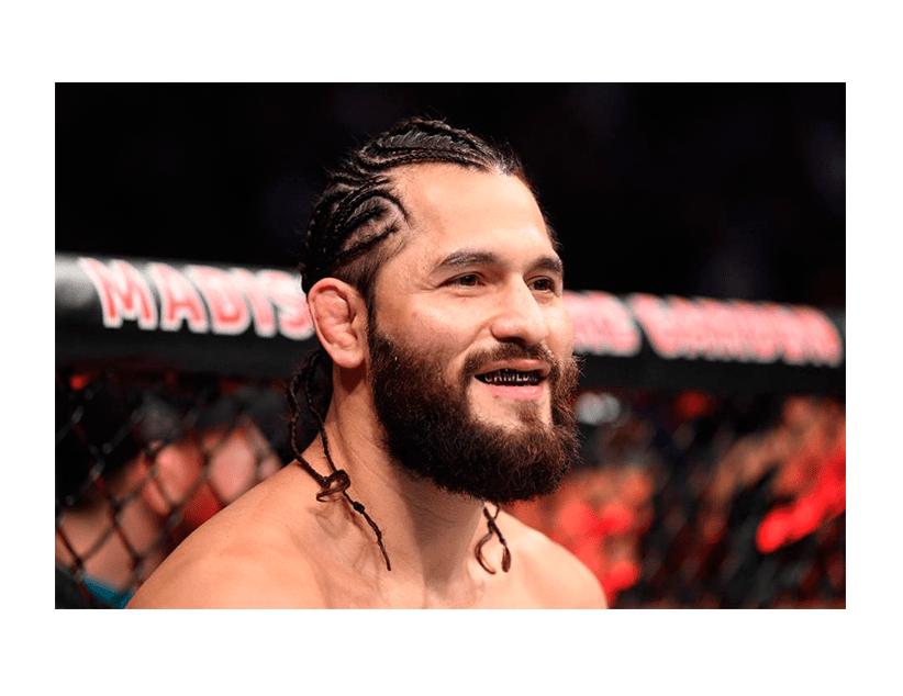 Турнир UFC ON ESPN 251, Усман Масвидал, Абу Даби. Камару Усман — Хорхе Масвидал