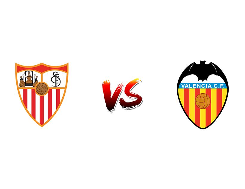Футбол. Испания. Примера. «Севилья» (Севилья) – «Валенсия» (Валенсия)