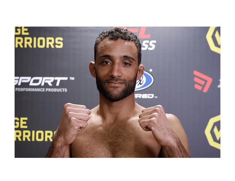 Турнир UFC ON ESPN 15, Абу Даби, Франциско Триналдо — Джай Герберт