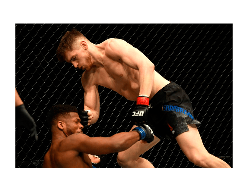 Турнир UFC ON ESPN +31, Лас Вегас. Дерек Брансон — Эдмен Шахбазян