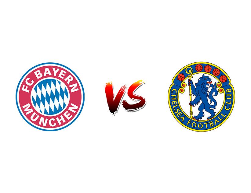 Футбол. Лига чемпионов. «Бавария» (Мюнхен) — «Челси» (Лондон). Альтернативное мнение