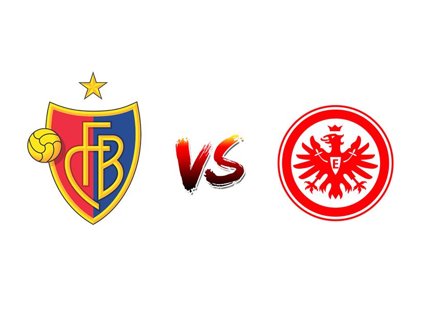 Футбол. Лига Европы. «Базель» (Базель) — «Айнтрахт Франкфурт» (Франкфурт)