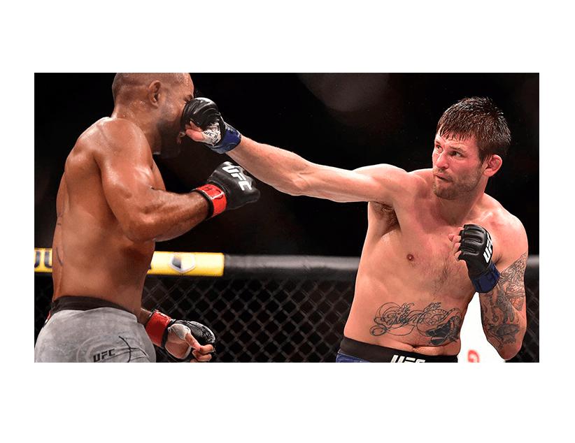 Турнир UFC ON ESPN +32, Лас Вегас. Лауреано Старополли — Тим Минс