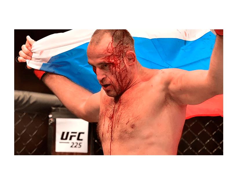 Турнир UFC ON ESPN +32, Лас Вегас. Деррик Льюис — Алексей Олейник