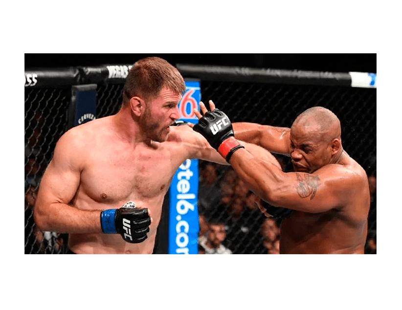 Турнир UFC ON ESPN 252, Лас Вегас. Стипе Миочич — Даниель Кормье