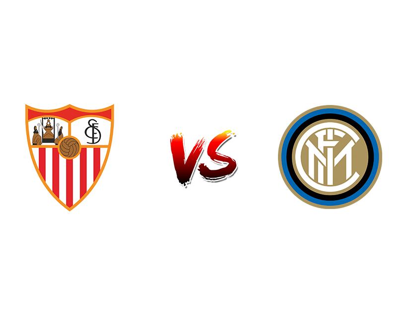 Футбол. Лига Европы. «Севилья» (Севилья) — «Интер» (Милан)