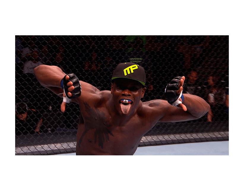 Турнир UFC ON ESPN, США. Овинс Сент Прю — Алонзо Менифилд