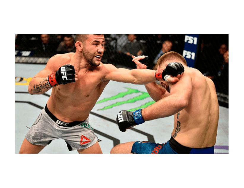 Турнир UFC ON ESPN, США. Френки Эдгар — Педро Муньос