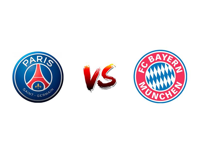 Футбол. Лига чемпионов. «ПСЖ» (Париж) — «Бавария» (Мюнхен)