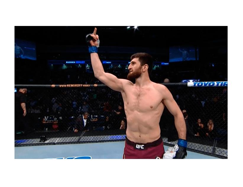 Турнир UFC ON ESPN, США. Магомед Анкалаев — Ион Куцелаба