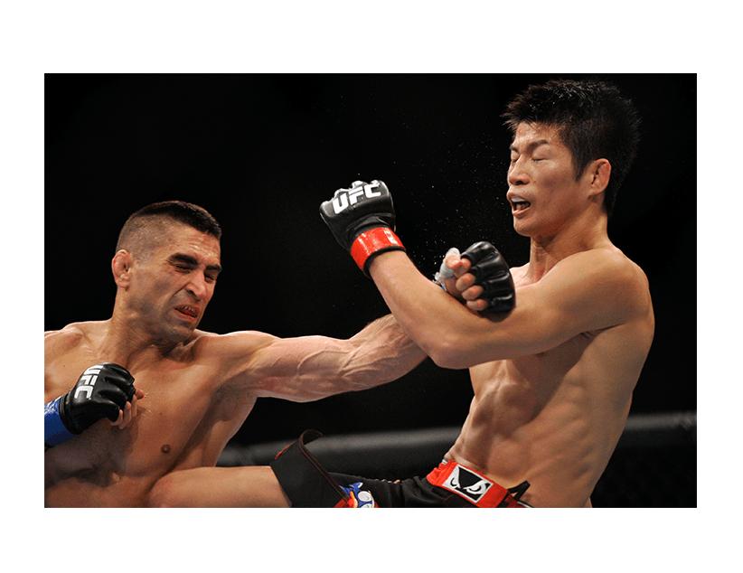 Турнир UFC ON ESPN, США. Рикардо Ламас — Билл Алжео