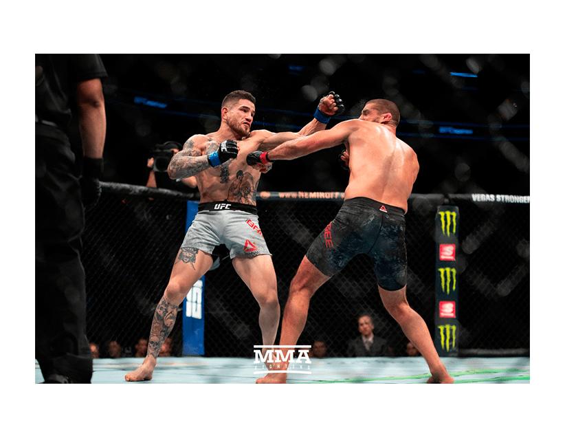 Турнир UFC ON ESPN, США. Шон Бреди — Кристиан Агилера
