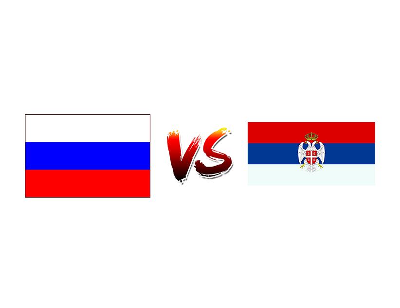 Футбол. Лига наций UEFA. Лига B. Групповой этап. Сборная России — Сборная Сербии
