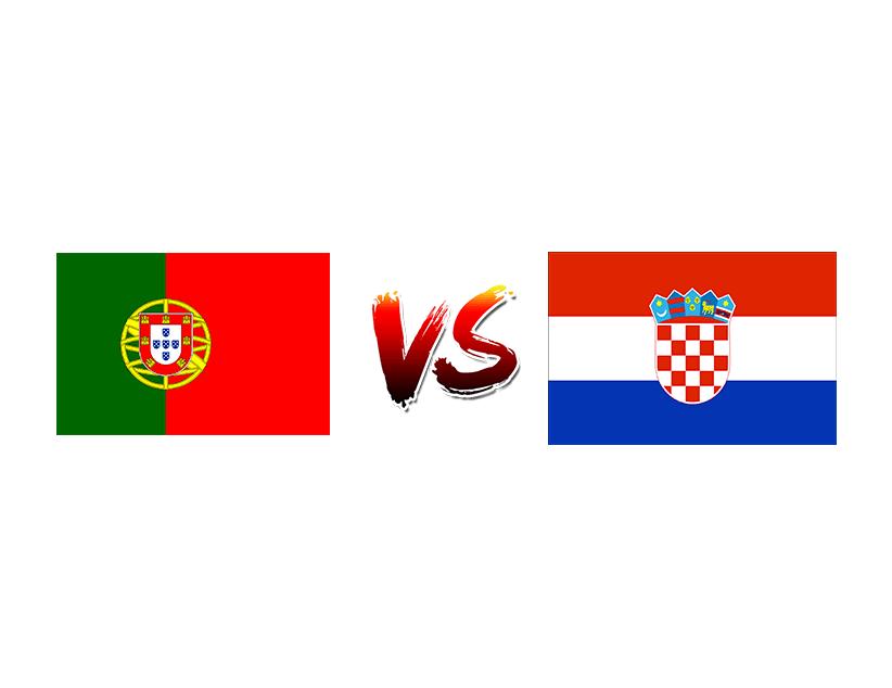Футбол. Лига наций UEFA. Лига А. Групповой этап. Сборная Португалии — Сборная Хорватии