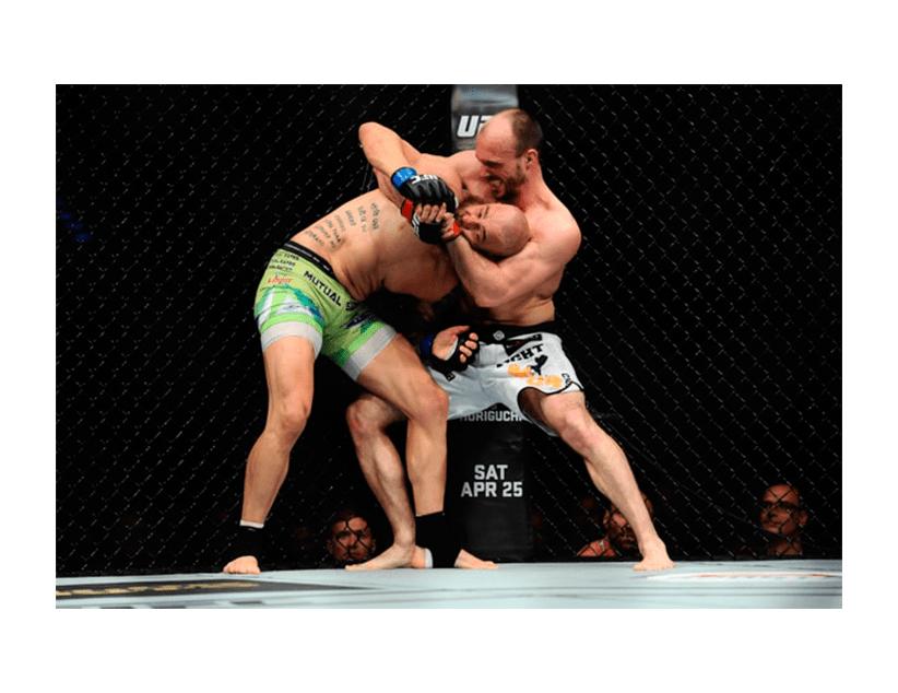 Турнир UFC ON ESPN, США. Бартош Фабински — Андре Муниз