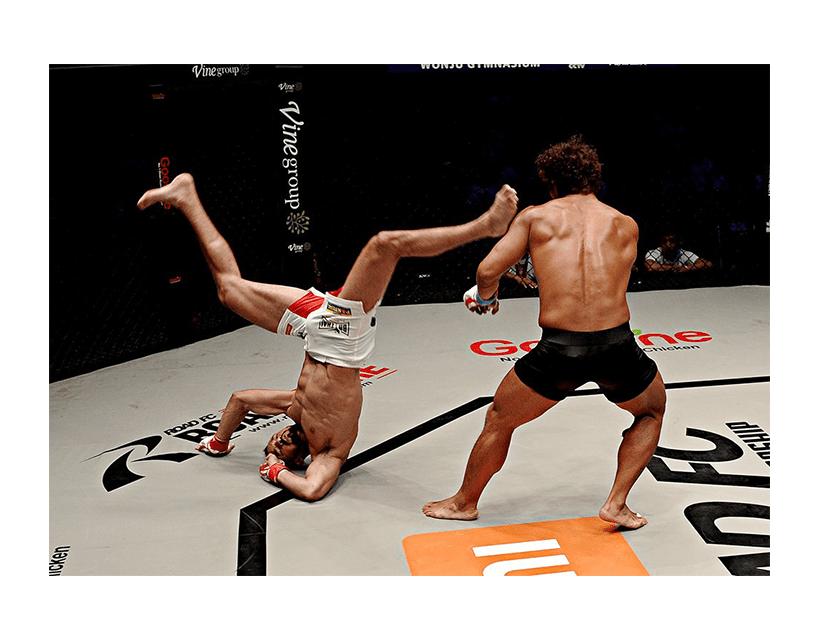 Турнир UFC ON ESPN, США. Зелим Имадаев — Мишел Перейра