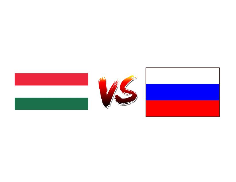 Футбол. Лига наций UEFA. Лига В. Групповой этап. Венгрия — Россия