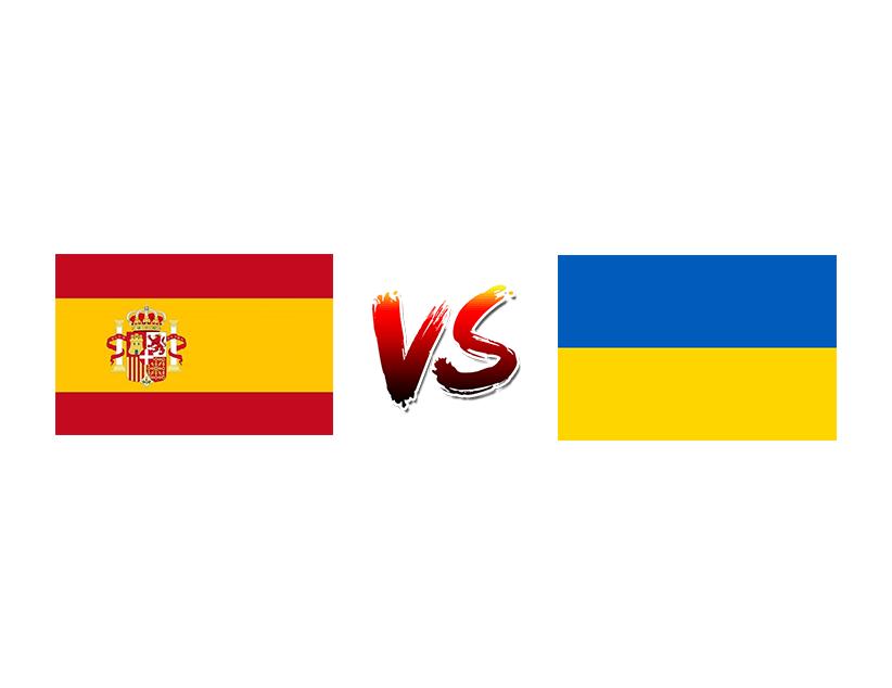 Футбол. Лига наций UEFA. Лига А. Групповой этап. Испания — Украина