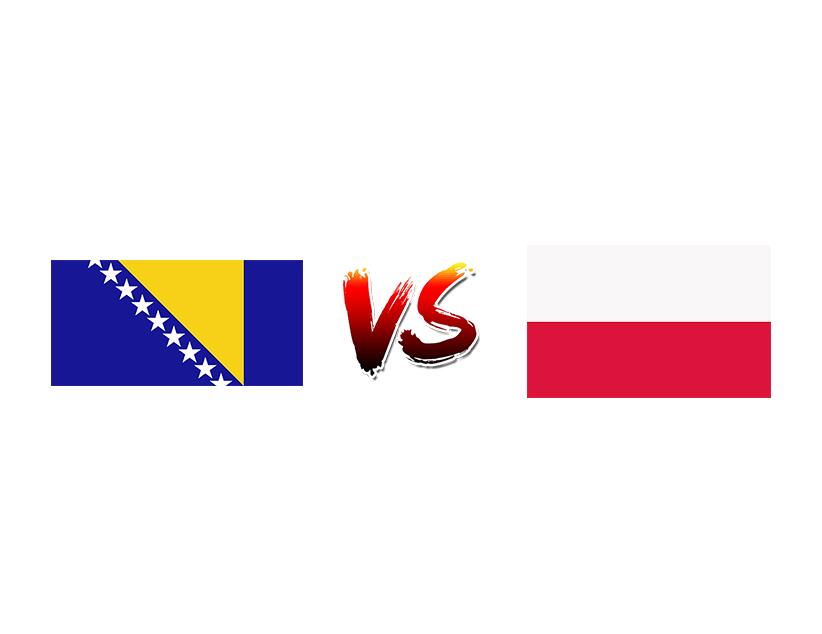 Футбол. Лига наций UEFA. Лига А. Групповой этап. Босния и Герцеговина — Польша