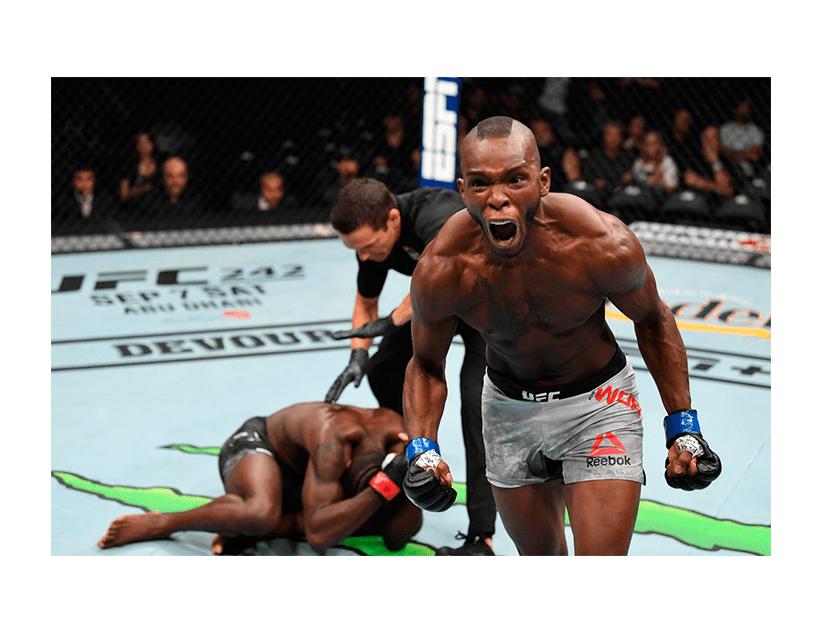 Турнир UFC ON ESPN, США. Кама Ворти — Оттман Азаитар
