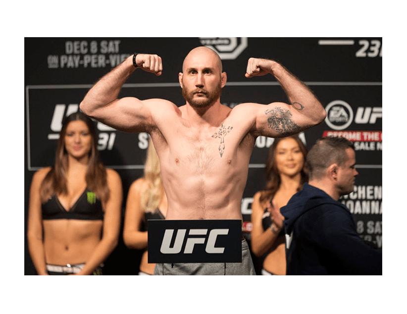 Турнир UFC ON ESPN, США. Билли Корантилло — Кайл Нельсон
