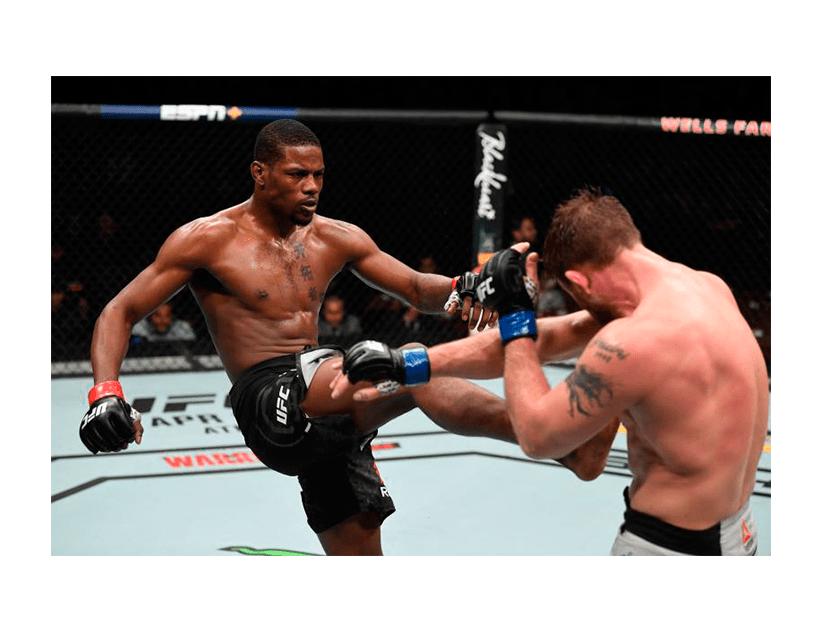 Турнир UFC ON ESPN, США. Кевин Холланд — Даррен Стюарт