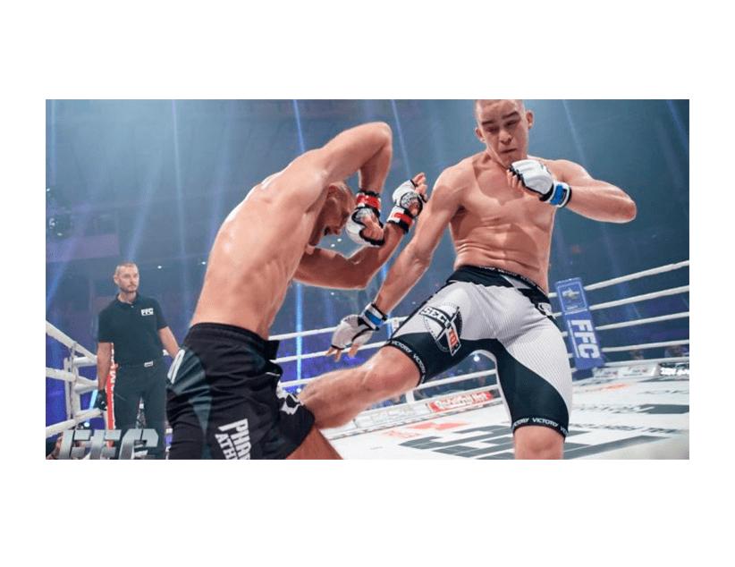 Турнир UFC ON ESPN, Бойцовский Остров, ОАЭ. Дуско Тодорович — Декуан Таунсенд