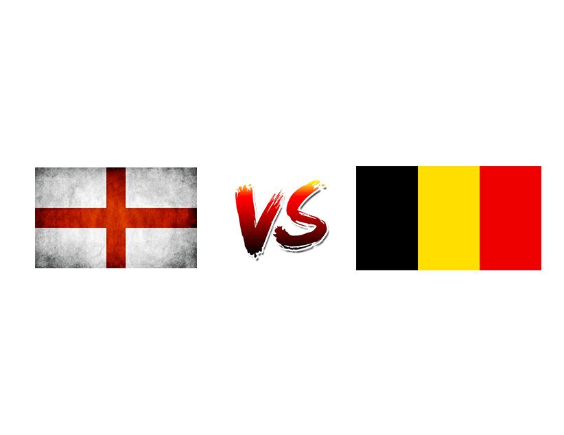 Футбол. Футбол Европа Лига Наций УЕФА, Лига A. Англия — Бельгия