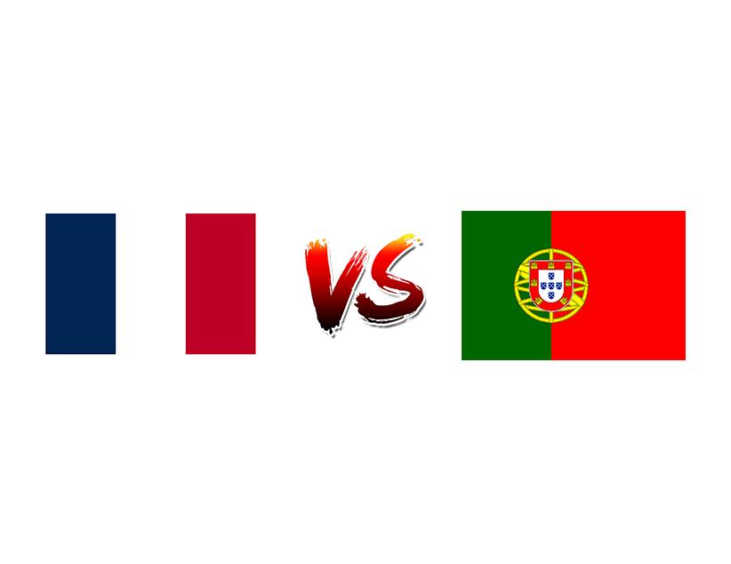Футбол. Лига наций UEFA. Лига A. Групповой этап. Франция — Португалия