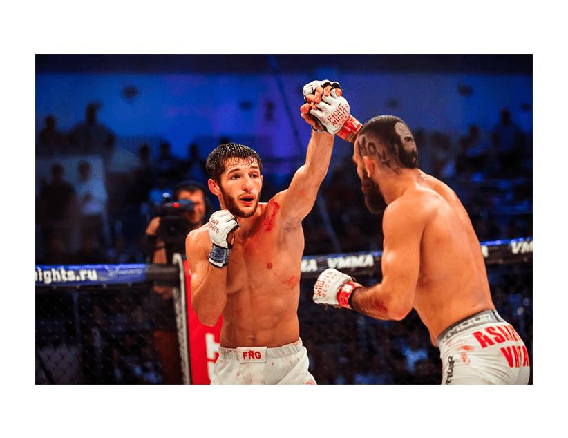 Турнир UFC ON ESPN, Бойцовский Остров, ОАЭ. Тагир Уланбеков — Бруно Сильва