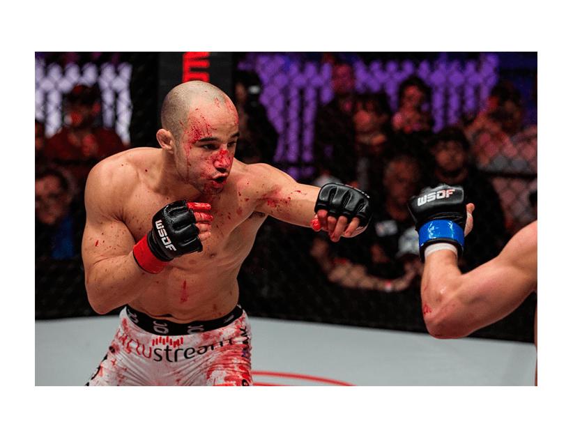 Турнир UFC ON ESPN, Бойцовский Остров, ОАЭ. Марлон Мораес — Кори Сандхаген