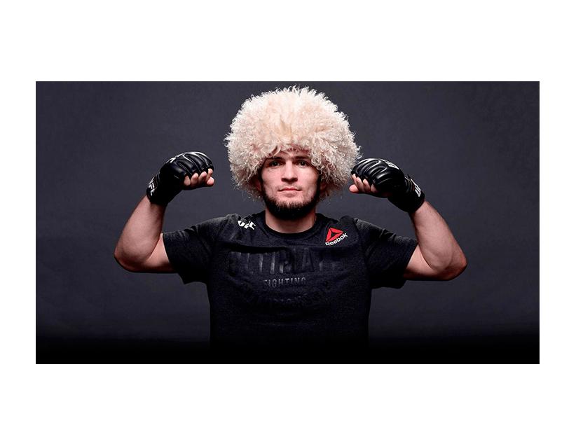 Турнир UFC ON ESPN, Бойцовский Остров, ОАЭ. Хабиб Нурмагомедов — Джастин Гетжи