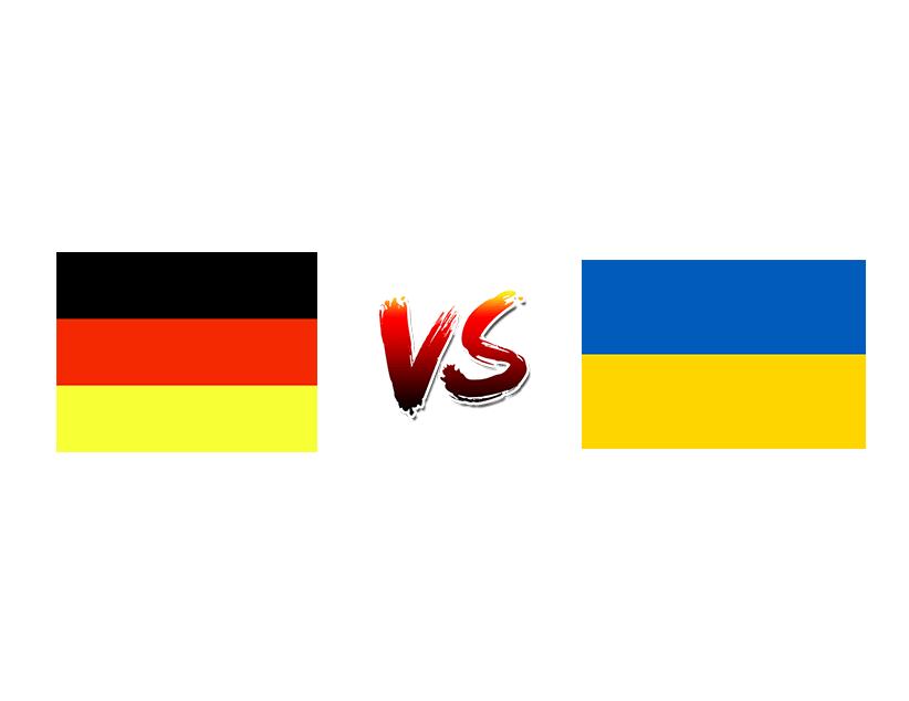 Футбол. Лига наций UEFA. Лига A. Групповой этап. Германия — Украина