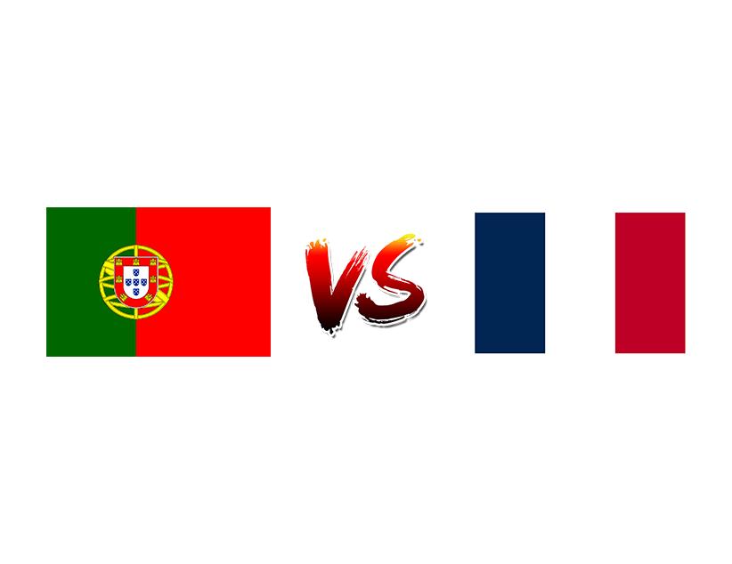 Футбол. Лига наций UEFA. Лига A. Групповой этап. Португалия — Франция