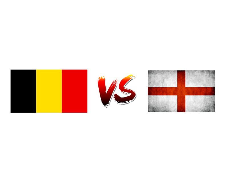 Футбол. Лига наций UEFA. Лига A. Групповой этап. Бельгия — Англия