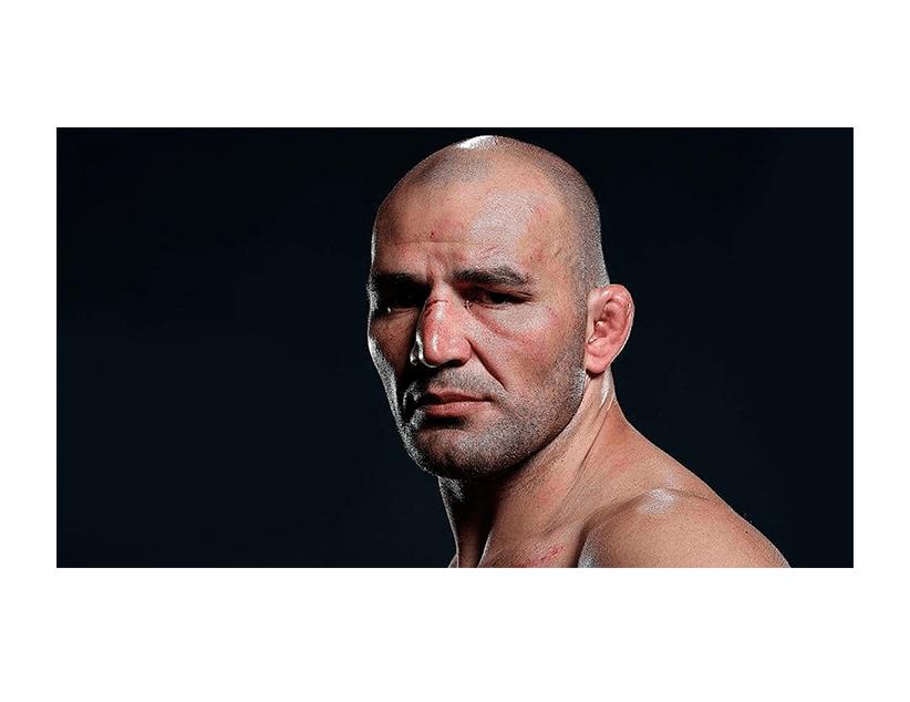 Турнир UFC ON ESPN, США, Лас-Вегас. Гловер Тешейра — Тиаго Сантос