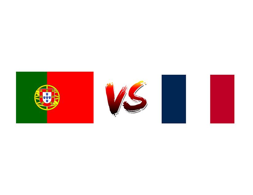 Футбол. Лига наций UEFA. Лига А. Групповой этап. Португалия — Франция