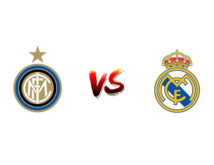 Футбол. Лига чемпионов UEFA. Групповой этап. «Интер» (Милан) — «Реал Мадрид» (Мадрид)
