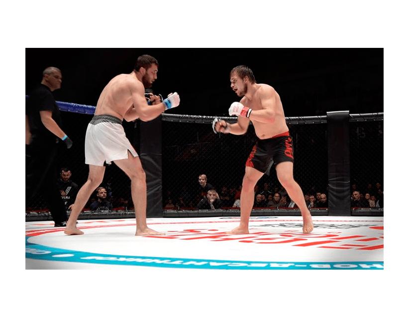 Турнир по смешанным единоборствам AMC Fight Nights Global 99, Москва, Россия