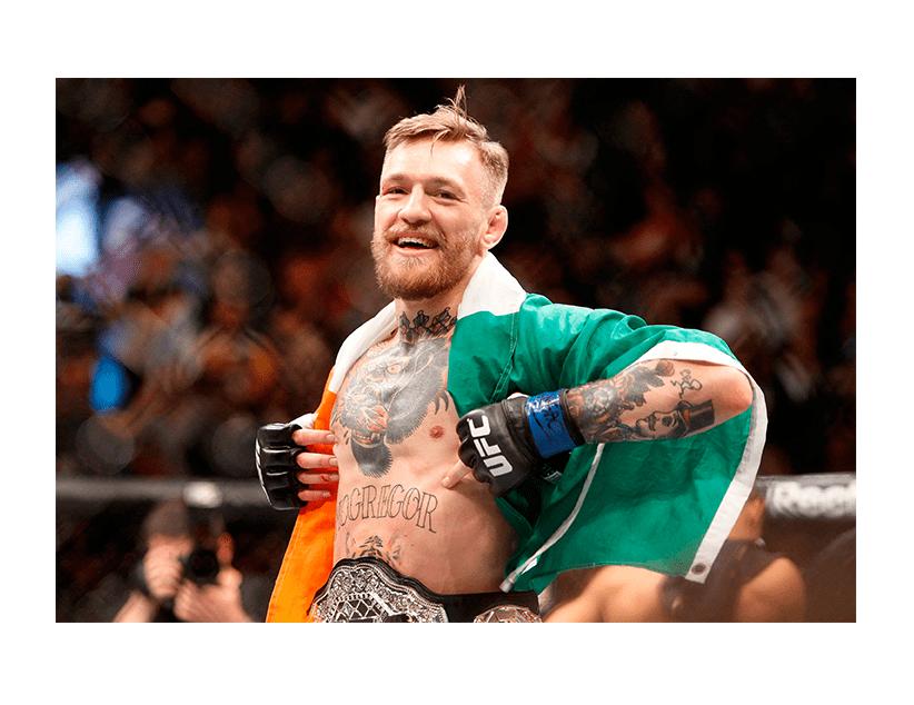 Турнир по смешанным единоборствам UFC MCGREGOR — POIRIER, Бойцовский остров, Абу Даби