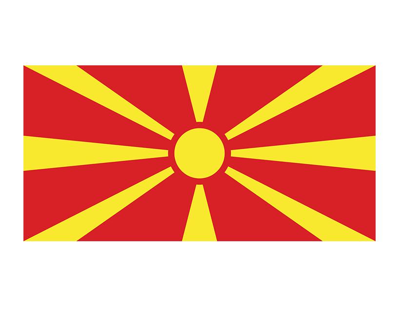 Евро-2020. Группа C. Сборная Северной Македонии