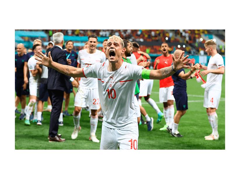 Чемпионат Европы по футболу. 1/4 финала