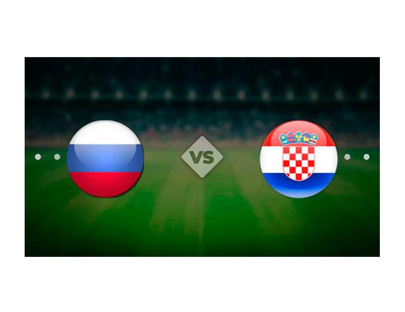 Футбол. Чемпионат мира. 2022. Квалификация. Европа. Групповой этап. Россия — Хорватия