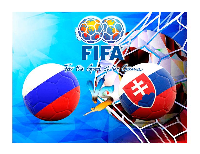 Футбол. Чемпионат мира. 2022. Квалификация. Европа. Групповой этап. Россия — Словакия